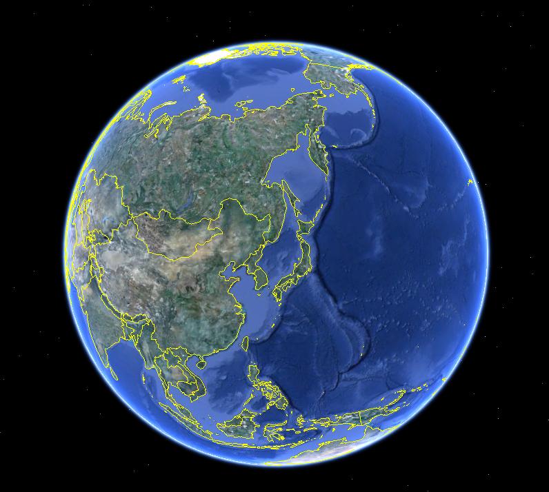 まだ未知の世界へ瞬間移動、Google Maps の美しい航空写真スライドショー「Stratocam」がクールだぜ