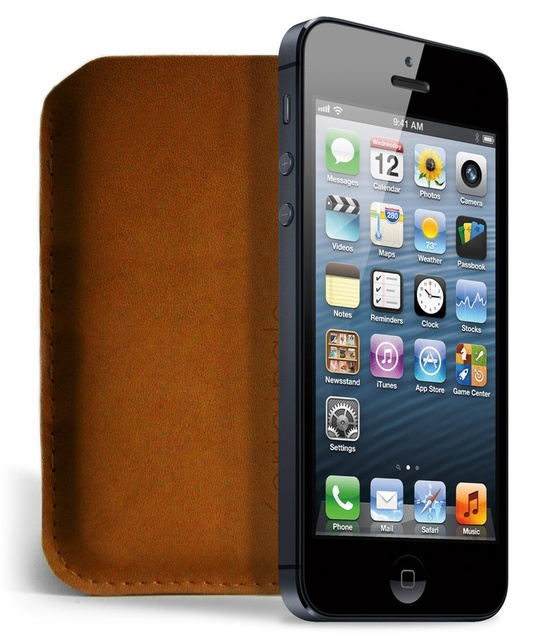 とってもハイセンスなオランダのiPhone5専用レザーケースが美麗