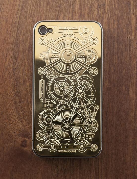 iPhone5のケースから脱却!iPhone5の側面をとってもオシャレな『プレート』で飾ってみよう!
