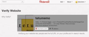 Pinterestで「Verify Your Websute」と表示された時の設定方法
