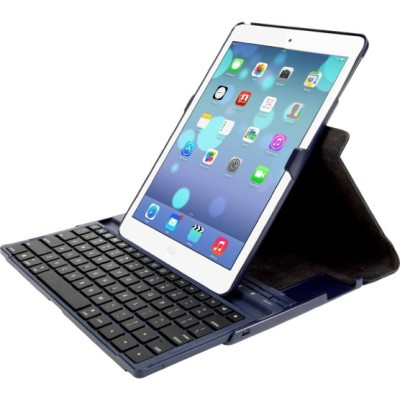 iPadAirを重くするけど、めちゃクールなTargus(ターガス)のBluetoothキーボードケース