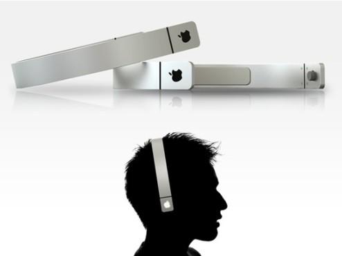発売希望!超Cool!なコンセプトデザイン『Apple_headphones』