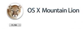 イヤッホー!MountainLionをやっとインストールしたぞー