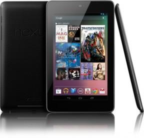 iPhoneとiPad持っているからこそgoogleの新型低価格タブレット、Nexus7(ネクサス7)を検討してみる。