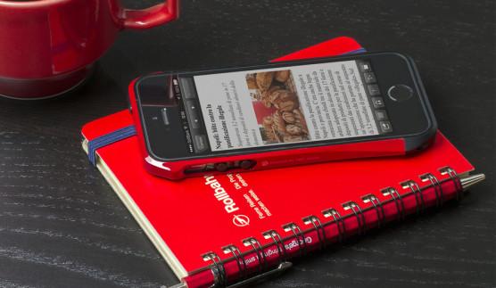 iPhone5sをワンランク進化させるケース&バンパー「CLEAVE ALUMINUM BUMPER AERO2」等紹介