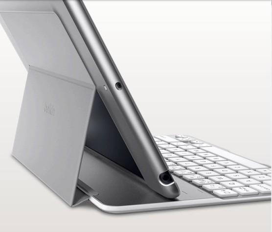 早速BelkinからiPadAirの高性能キーボード付きケースが発売予定!