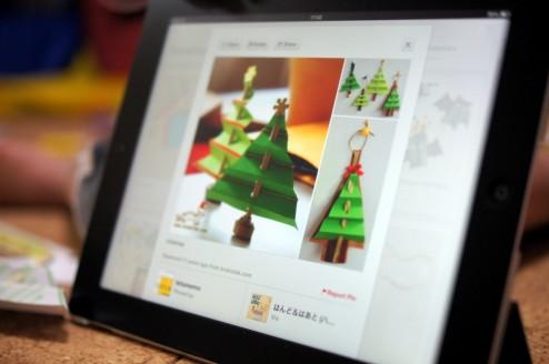 Pinterestで子供と楽しくハンドメードな手作りクリスマスの準備をしよう♪