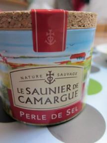 もっと早く出会いたかった、料理をキリッとおいしくしてしまうカマルグ産の塩に感動!