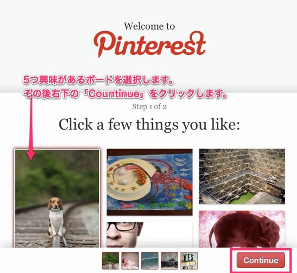 Pinterest  Welcome 1