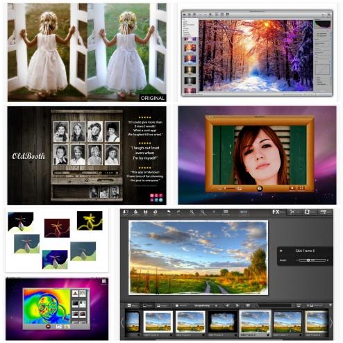 ブログの写真投稿に差をつける!美しい7つのMac用写真加工用アプリ