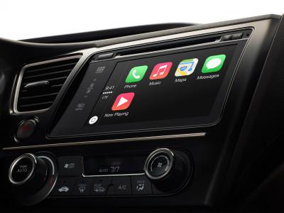 車とAppleの完璧な融合がついに実現!「CarPlay」の魅力に迫る