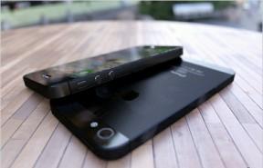 私も釣られた~、噂のiPhone5の実機リーク画像はフェーーイク!だったみたいです。
