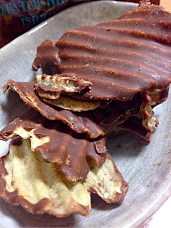 ロイズ石垣島、ワンランク上の沖縄土産間違いなし!ポテトチップチョコレートは期待以上のうまさっ!