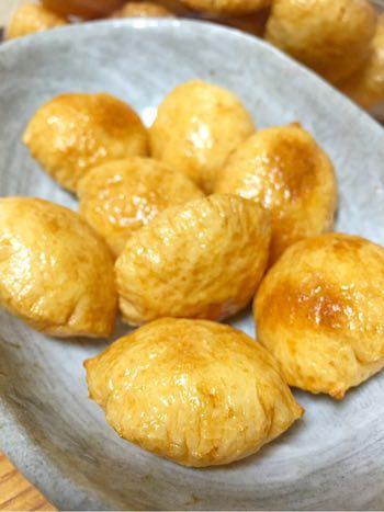 茨城県、風見米菓の「プチ風船」せんべいは絶妙な硬さと風味がたまらん