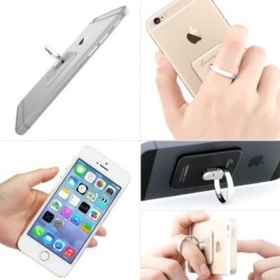 iPhoneやiPadに装着すると、指一本で本体保持、落下防止、簡易スタンドになるオシャレな「BUNKER RING(バンカーリング」をご存知ですか?