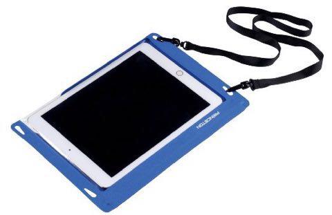 ガッチリ防水!アウトドアでも活躍!iPad Air用の防水ケースがプリンストンから発売!