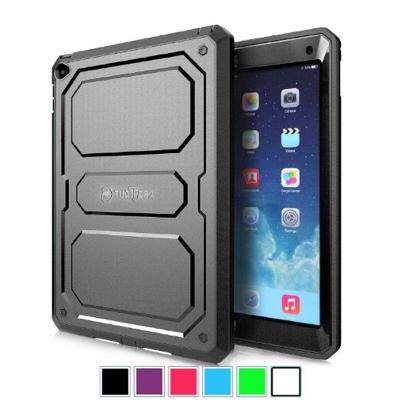 とことん頑丈で汚れに強くオシャレにiPadAir2を使いたいならFintieの「Apple iPad Air 2 (2014) 専用保護ハイブリッドケース」がありますよ
