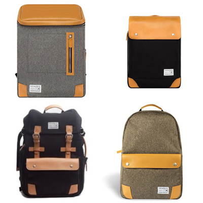 MacBookProやiPadAirを持ち歩くならオシャレでワンランク上のバックパック「VENQUE (ヴェンク) 」がオススメ