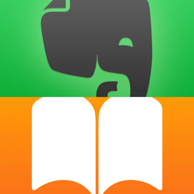 iBooksにPDF入れて読みたいのならEvernote連携がメチャクチャ便利