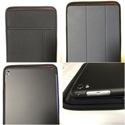 Apple Pencil(アップルペンシル)も収納できる「iPad Pro(9.7インチ)& iPad Air2 用 JustFit スリーブケース」を返品した理由