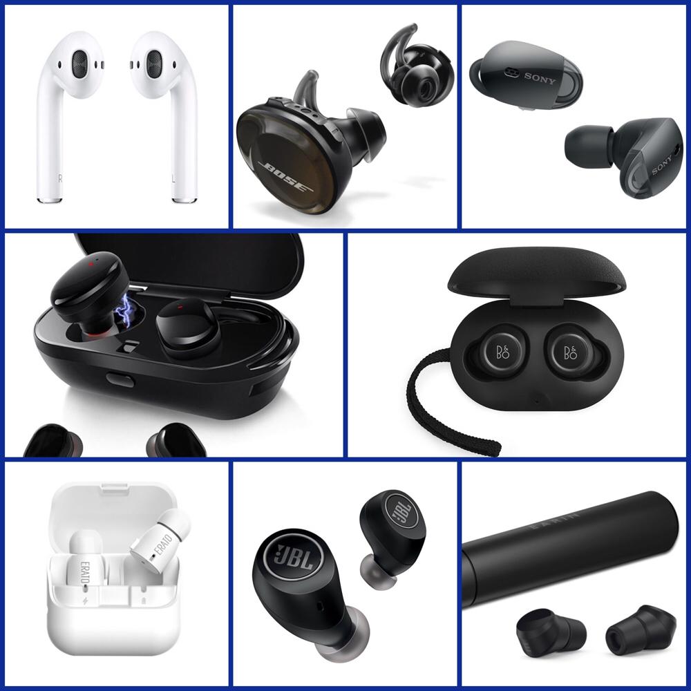 【保存版】カッコよすぎてぶっ倒れそうな完全ワイヤレスイヤホン(Bluetooth)をドドーンっと厳選8選紹介!(iPhoneXやiPad Pro対応)