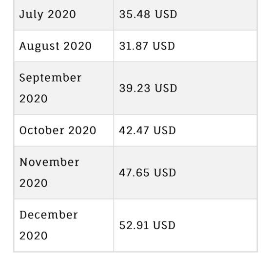 仮想通貨のトロン(TRON)が2020年には5,000円超え!?2018年1月12日、現在12円也!