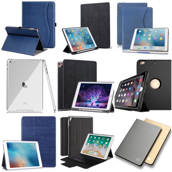 【2018年度保存版】オシャレさキラめく新型 iPad 9.7 2018(第6世代・新しい9.7インチiPad)用のケースを一挙公開!