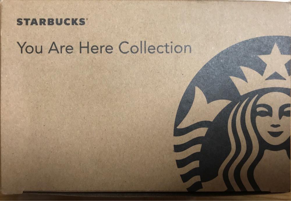 フィリピンのスタバでしか手に入らない限定マグカップ「You Are Here Collection」がおススメ!