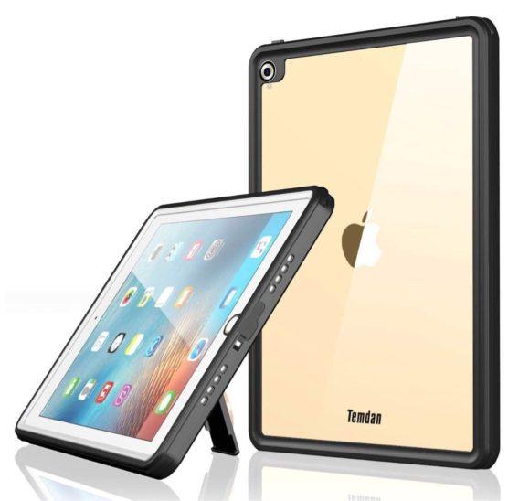 ザブザブっとiPad使うなら「Temdan iPad Pro 9.7/ Air2 防水ケース」がおススメ