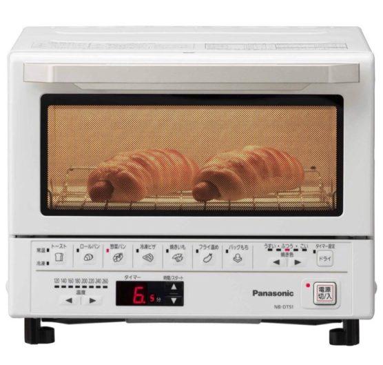 たかがオープン、されどオーブン。パナソニック コンパクトオーブンは1万円以上の価値ありっ!