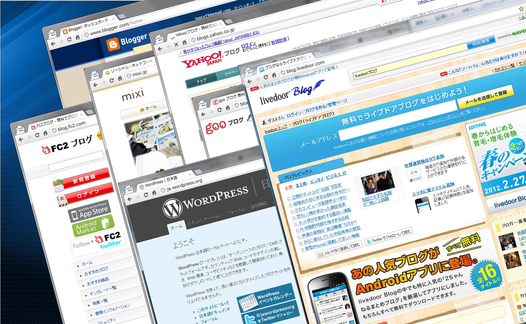無料で、しかも簡単にライブドアブログからWordPressに移行する極意