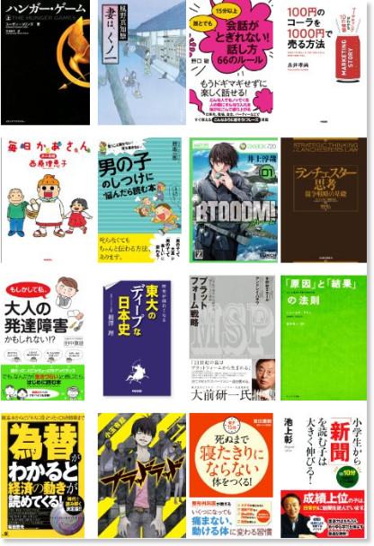 Kindleを愛する同志へ、もう8月分の無料でもらえる自分の好きな本は手に入れましたか?