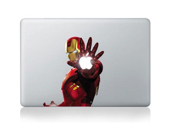 超Cool!MacBookのロゴを最高に活かしたデザインステッカー