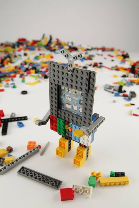 夢と創造性が広がるLEGOのiPhoneケース楽しすぎだろっ