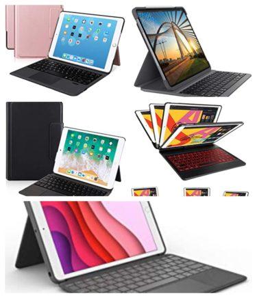 【Amazonで★4以上】オシャレでキーボード付きのiPadケースを厳選紹介