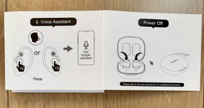 【進化版】 COUMI 第2世代 ノイズキャンセリング イヤホン インナーイヤー型 ワイヤレスイヤホン Bluetooth 5.1 ハイブリッドアクティブノイズキャンセリング(ANC)機能搭載
