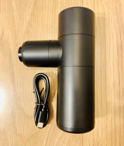 電動ドリルとリカバリーボール トータルボディケア 充電式 350g 軽量 静音 運動前後適用