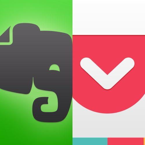 iPhoneでWebページをEvernoteへ簡単にクリップする方法、しかも無料!