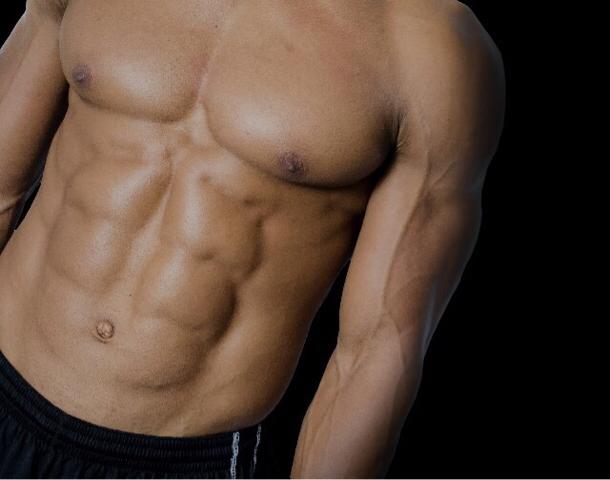 痩せてバッキバキの身体を作るなら己の精神力とこのアプリさえあれば可能だ!