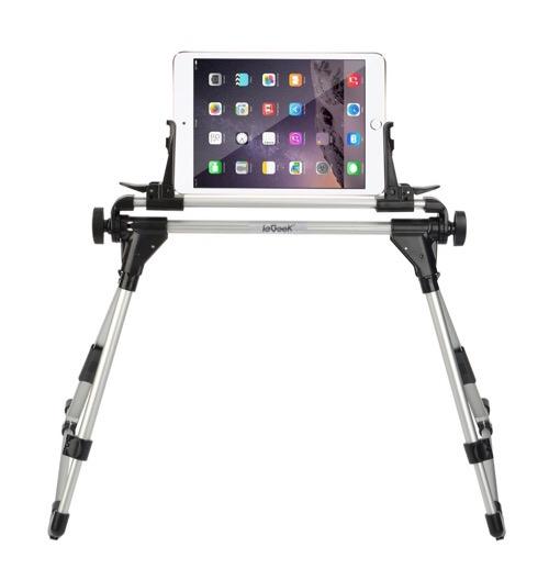 寝ながらスマホやiPad、タブレットをガンガン気兼ねなく操作しまくれるイカしたゴロ寝iPadスタンド