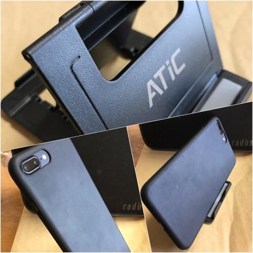 安価でスタイリッシュな携帯性バツグンのiPhoneスタンド見つけたっ!
