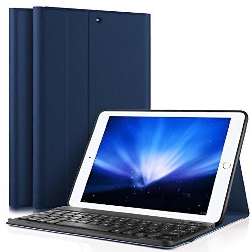 ハイエンド向けの「KuGi iPad Pro 10.5 キーボード 専用 Bluetooth キーボード ケース」が予約開始!