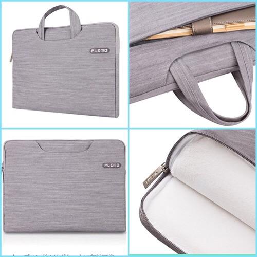 iPad Proをキーボードケースに装着したら、スタイリッシュなデニム生地 スリーブケースで持ち歩こうっ!