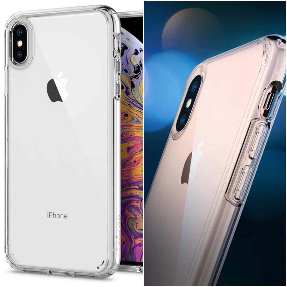 Spigenの安定感抜群iPhone XS Maxクリアケースをご紹介