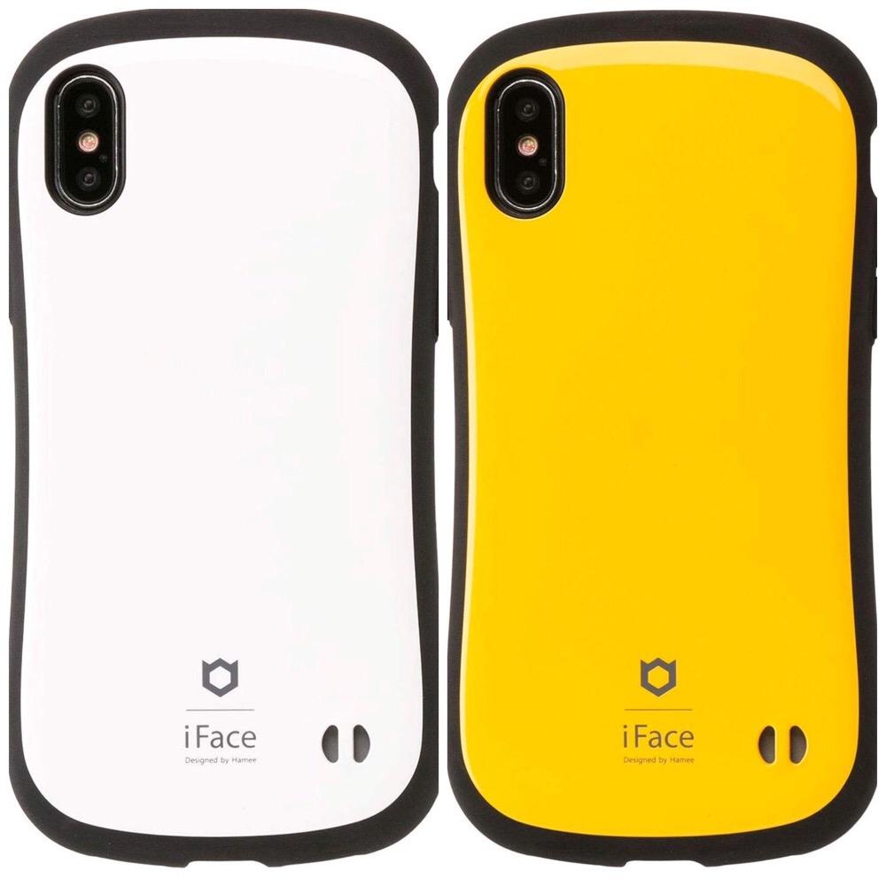 持ちやすくてカワイイiFaceシリーズからiPhone Xsケース発売っ!