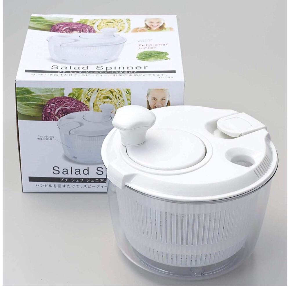 調理器具大好きな僕からオススメする。魔法のように葉物野菜が美味しくなる道具「サラダ スピナー」をご紹介