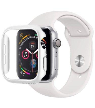 SpigenのApple Watch Series 4ケースでホワイトNIKEモデルをさらに白く染める!