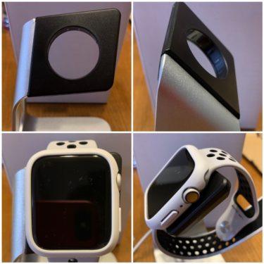 オシャレでスタイリッシュなApple Watch充電スタンドを手に入れたっ!