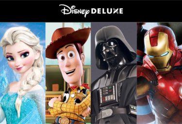 700円安っす!ディズニーデラックスチャンネルはアニメ好き家族にはたまらん